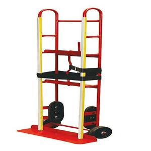 Milwaukee Appliance Hand Truck With Manual Belt Tightener 800 Lb Load Capacity