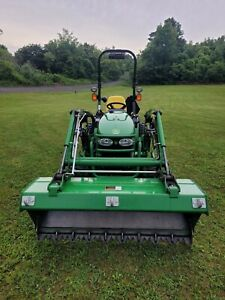2011 John Deere 2520 Compact Tractor very Good Condition Must See Read All