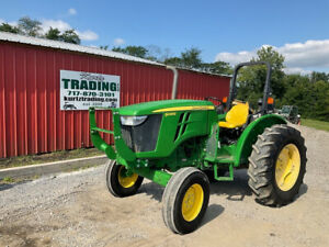 2014 John Deere 5045e 2wd Utility Tractor Super Clean Only 2000hrs