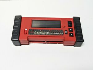 Snap On Mtg2500 Color Graphing Diagnostic Scanner Body Scan Tool For Parts Only
