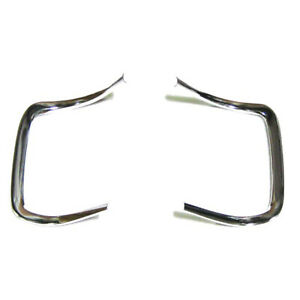 Outer Grille Molding Set 1968 1969 Dodge Charger 2161 055 68p