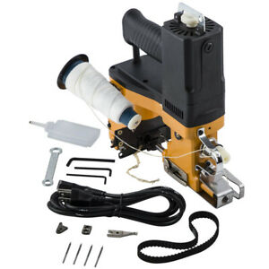 Electric Bag Sewing Machine Bag Industrial Stitching Tool Sack Closer New