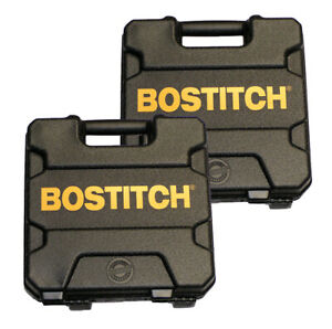 Bostitch 2 Pack Of Genuine Oem Replacement Tool Cases 188685 2pk
