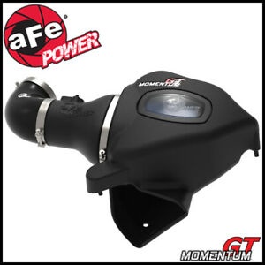 Afe Momentum Gt Cold Air Intake System Fits 2016 2019 Cadillac Cts V 6 2l