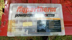 Hypertherm Power Max 1250 G3 Series Consumable Kit