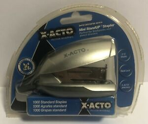 Mini Stapler With 1 Box 1000 Standard Staples Home Office Or School By X acto