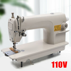 Sm 8700 Walking Foot Leather And Upholstery Sewing Machine Head Only