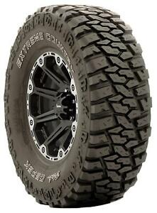 4 New Dick Cepek Extreme Country Lt285 70r17 E 2857017 285 70 17 Mud Tire