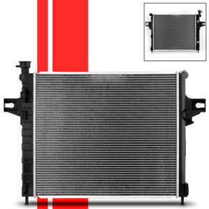 Radiator Replacement Assembly For 2001 2004 Jeep Grand Cherokee V8 47l Oe Style Fits 2001 Jeep Grand Cherokee