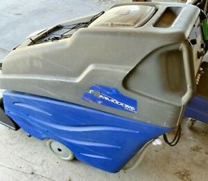 Windsor Commodore 36v Duo Carpet Extractor Cleaner Only 224 Hours Free Ship