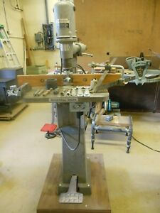 Rockwell Overhead Router Shaper Model 3000 With Manual