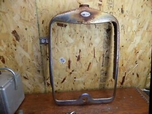 Vintage Lincoln Grill Grille Shell 1928 1928 1930 1931 Rat Rod Coupe Sedan Tour