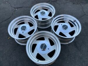 15x8 Wheels Rims Vintage Hard Body Pick Up 6 15 Blade Cookie Cutter Ar215 Wide