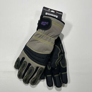 Global Glove Large Vise Gripster Insulated Extrication Gloves Sg9900int