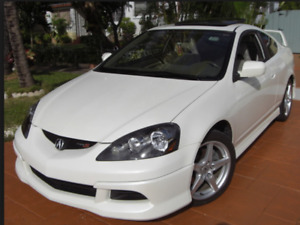 2005 2006 Acura Rsx Aspec Style Front Lip Body Kit Dc5 05 06 Hfp Integra Fits Acura Rsx