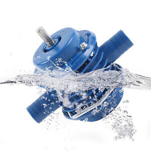 Pro Electric Self priming Hand Drill Water Pump Portable Household Small Pump