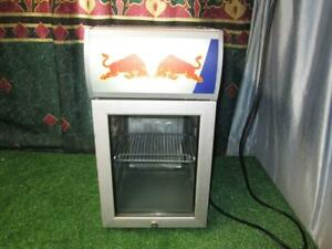 Red Bull Energy Drink Mini Fridge Table Top Small Refrigerator Bc2 Cooler