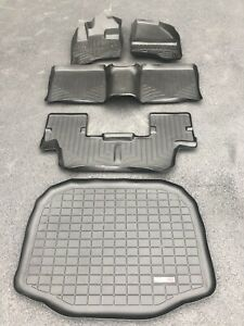 Weathertech Floor Liners For 2017 2019 Ford Explorer