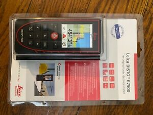 Leica Disto E7500i Laser Distance Meter With 14 Measurement Modes catalog 792