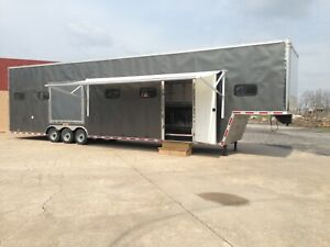 Ole Hickory Mobile Kitchen With Southern Pride Charm