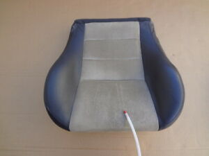 2003 2004 Mustang Cobra Parchment Lh Front Seat Bottom Cover Oem Sku Xx505