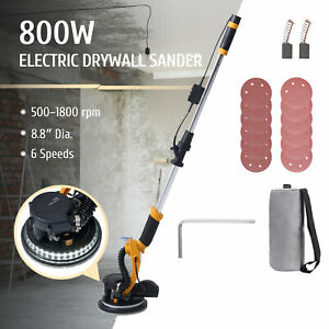 Preenex Electric Variable Speed Drywall Grinding Sander Machine For Ceiling More
