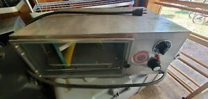 wisco 616 H d Commercial nsf Counter top 115v 1 Electric Convection Oven