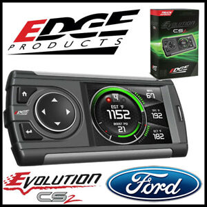 Edge Products Evolution Cs2 Programmer Monitor 1999 19 Ford Super Duty Diesel