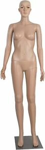 Yumhome 69 Height Female Mannequin Full Body Realistic Adjustable Detachable