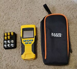 Klein Tools Vdv Scout Pro 2 Vdv501 98 With Case Slightly Used