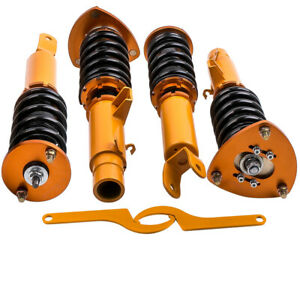 Coilovers Suspension Shock Kits For Honda Accord 2013 2014 2015 2016 Adj Height