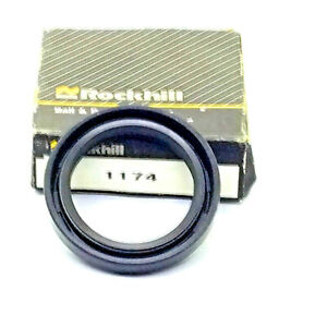 Manual Transmission Output Shaft Seal 1174 For Maserati Mercedes See More Below