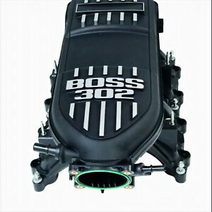 M 9424 M50br Fits Ford Performance Parts M 9424 M50br Boss 302r Intake Manifold