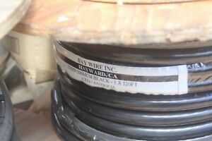 Copper Electrical Wire Thhn 500mcm 120 Spool Sun Oil Chemical Resistant