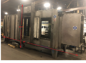 Powder Coat Booth And Equipment