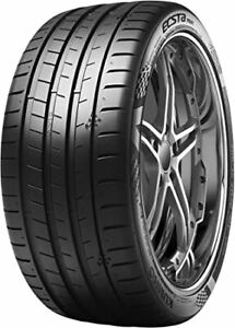 1 New Kumho Ecsta Ps91 245 40zr18 Bsw 97 Y 245 40 18