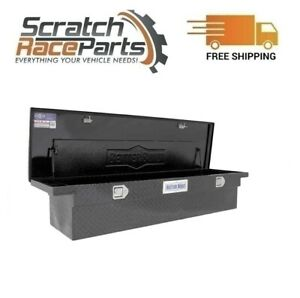 73210095 Better Built Crown Low Profile Single Lid Crossover Tool Box Universal