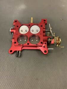Holley 850 870 Vacuum Secondary Aed Base Plate New