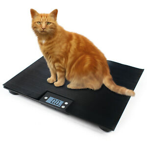Rechargeable Digital Pet Scale 100kg Dog Cat Animal Weight Scale Postal Scale
