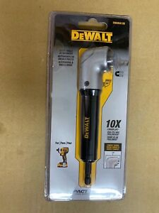 Dewalt Magnetic Right angle 90 Degree Drill Adapter Impact Ready Driver Dwara120