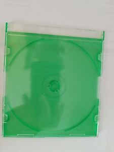 Slim Cd dvd Jewel Cases Quanity 50 To Pack