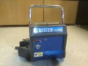 Pre owned Sherwin Williams Graco System 3800 Paint Sprayer No Hoses Or Spray Gun