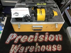 Spectra Physics Laser Level 1142xl Ready To Run Unit Tested