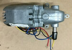Replaces Dayton 2z802 And 1lpz7 Ac dc Right Angle Gearmotor 50 Rpm 115vac
