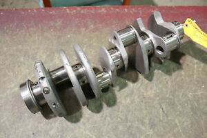 Eagle New Z435240006200 4340 Forged 351w Ford Crank 4 000 Stroke 2 750 Main