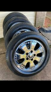 20 Inch Rims And Tires Used Ennis Pickup Only