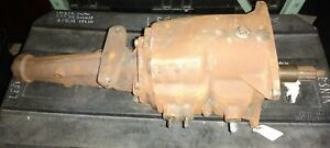 1969 Mustang Gt Mach 1 390 Close Ratio 4 Speed Toploader Transmission Rug Ad1