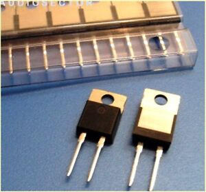 2 Pc Isl9r1560 600v 15a Stealth Diode Ufr Isl9r1560p2 Ultra Fast Recovery O