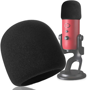 Foam Microphone Windscreen YOUSHARES Mic Cover Pop Filter for Blue Yeti Yeti $8.36