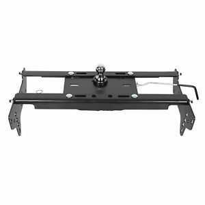 New Complete Underbed Gooseneck Trailer Hitch System For 99 16 Ford F250 F350